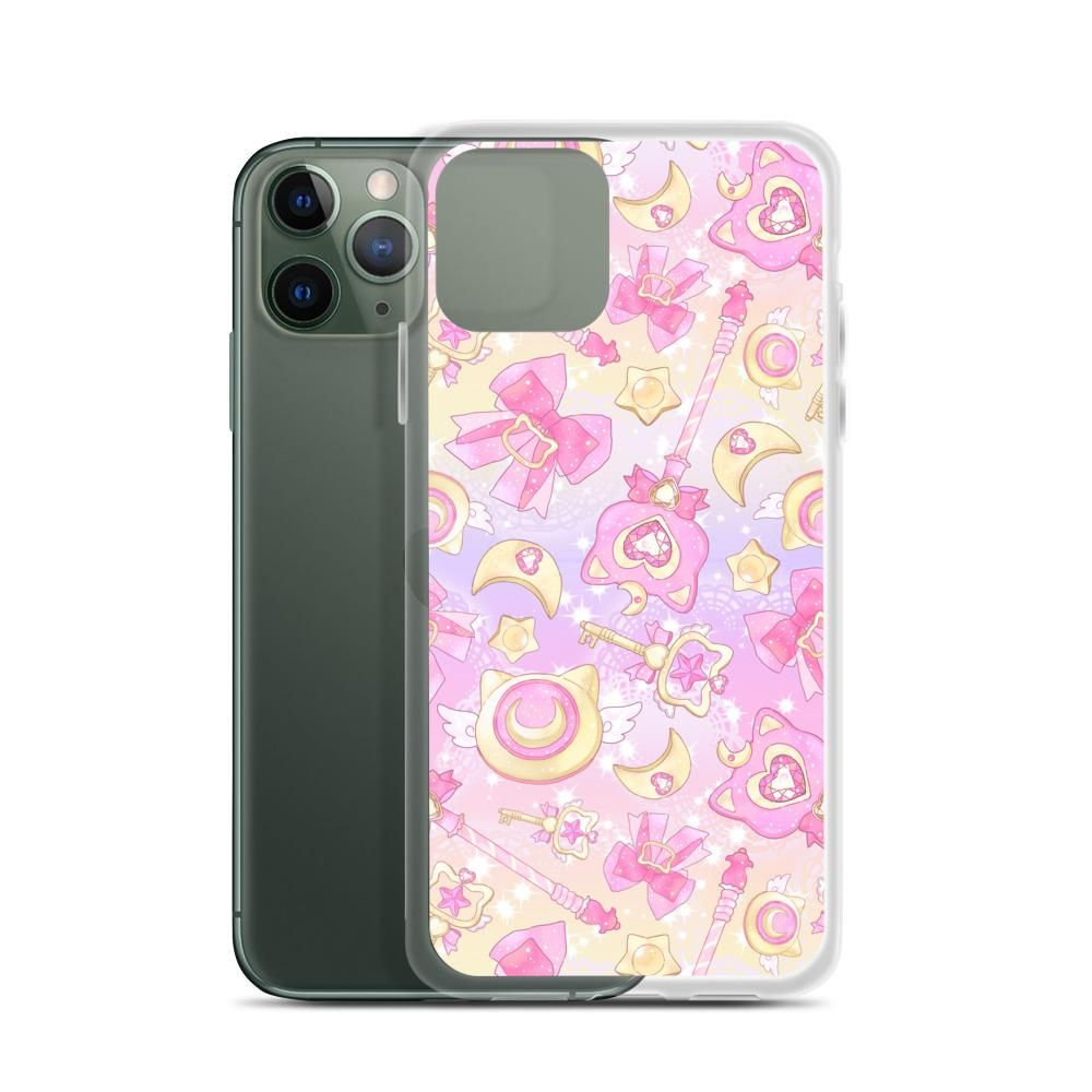 Magical Girl iPhone Case (Pink) - iPhone 11 Pro