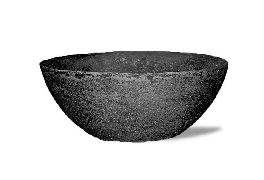 Lava Bowl Resin Stone Pot Planter