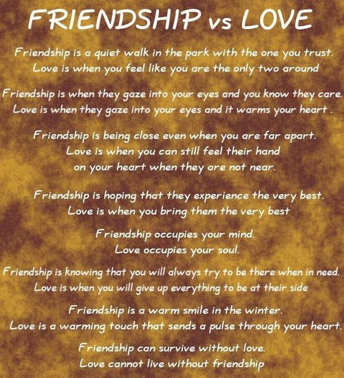 Friendship Love Quotes For A Stronger Friendship Love Quotes