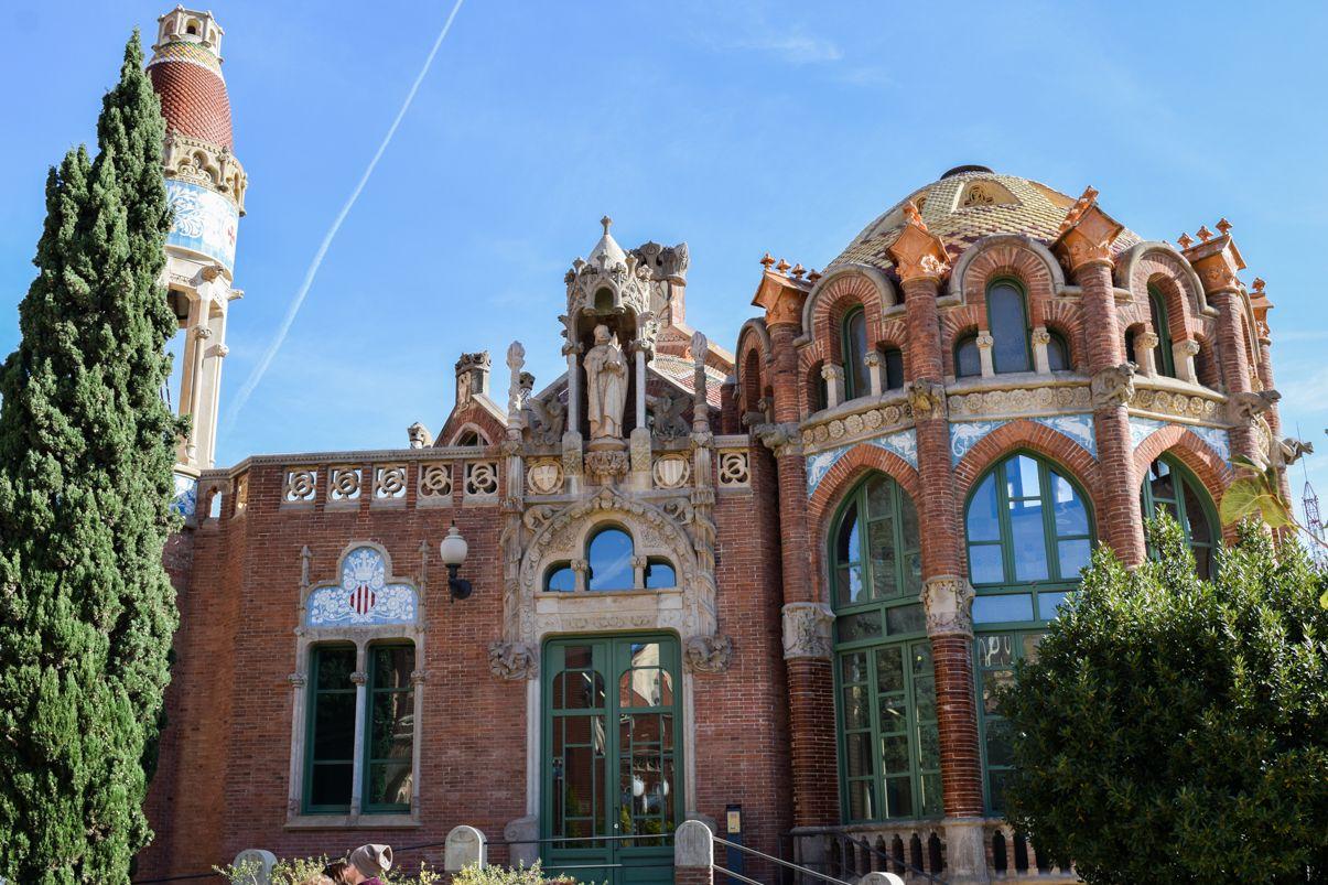 Hospital de Saint Pau_Barcelona
