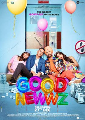 Good Newwz 2019 Full Movie free Direct Download Hd In pDVDRip