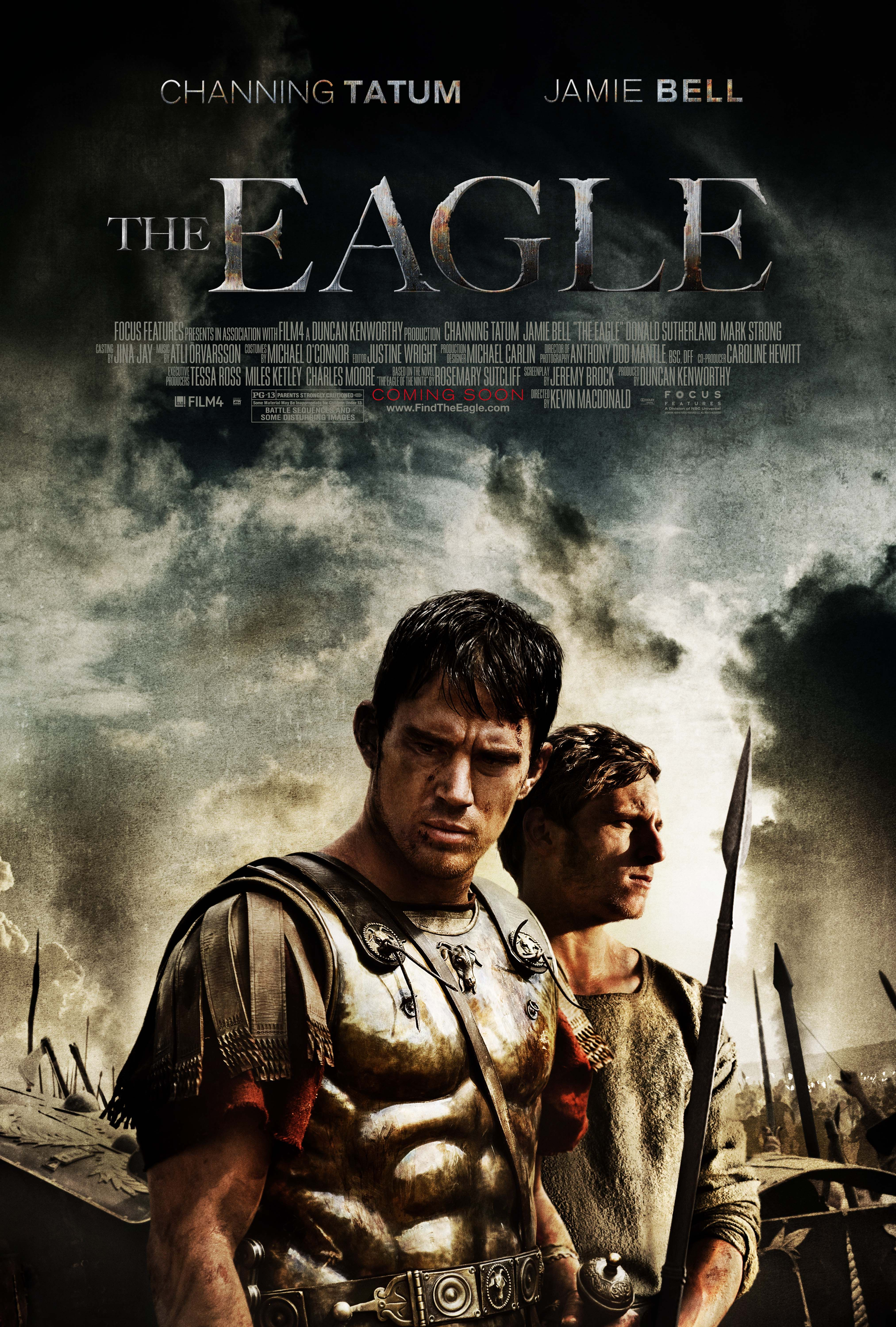 """The Eagle"": honor, amistad y tensión sexual"