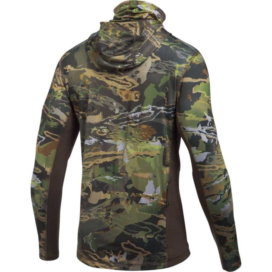 11d448211d76e Under Armour Ridge Reaper Turkey Ninja Men's Hunting Long Sleeve Shirt