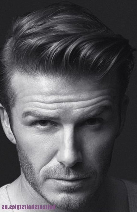Modern Vintage Mens Haircuts Hairstyles For Men David Beckham Hairstyle Beckham Hair Mens Hairstyles