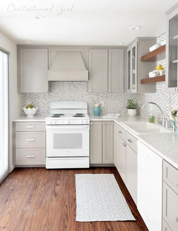1000 Ideas About White Appliances On Pinterest Appliances Kitchen Appliance Packages And Kitchen Kitchen Remodel Small Beige Kitchen Kitchen Remodel Layout