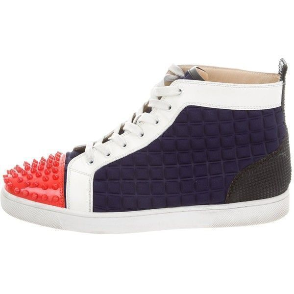 Pre-owned - Low trainers Christian Louboutin FeoRoB