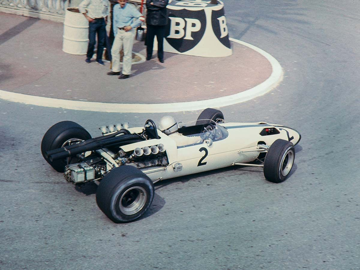 Mclaren Bruce Monaco Grand Prix