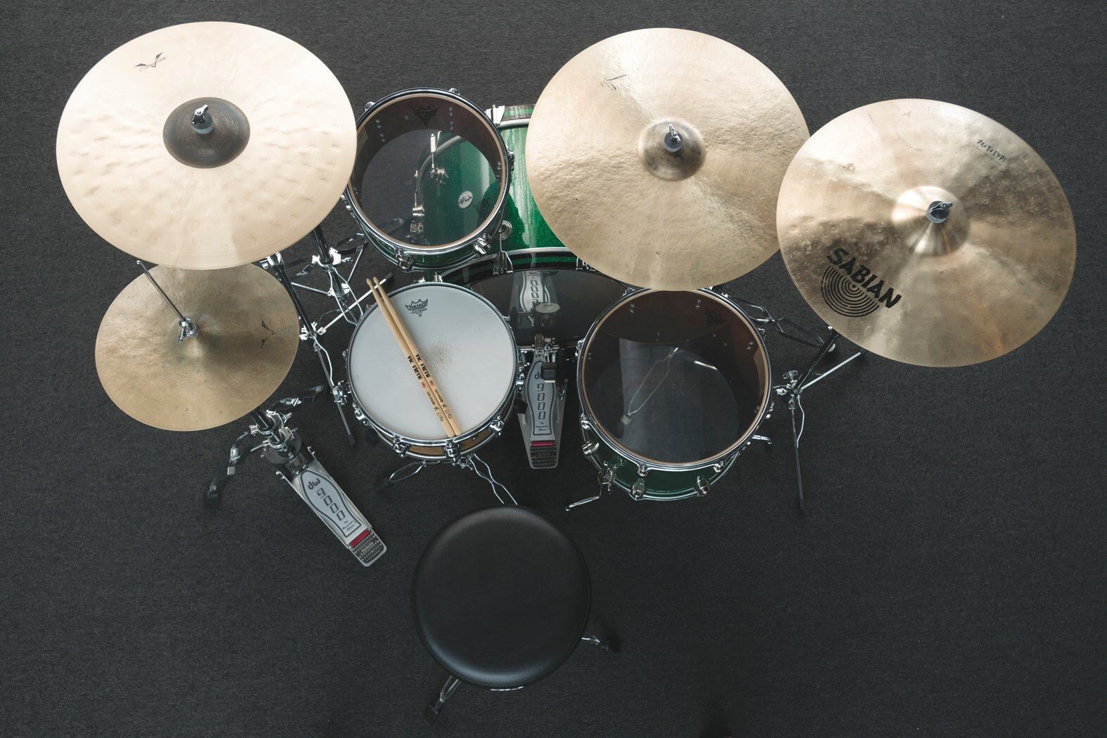 4 piece drums