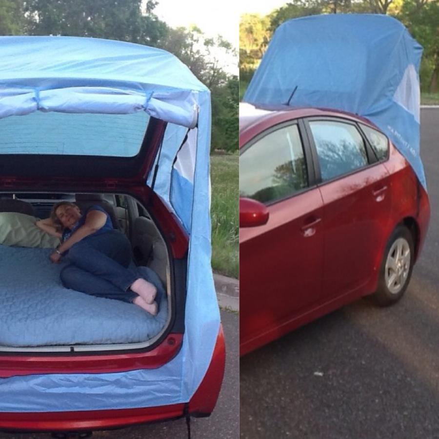Awesome car tent attachment...but where can I get one of these? & Awesome car tent attachment...but where can I get one of these ...