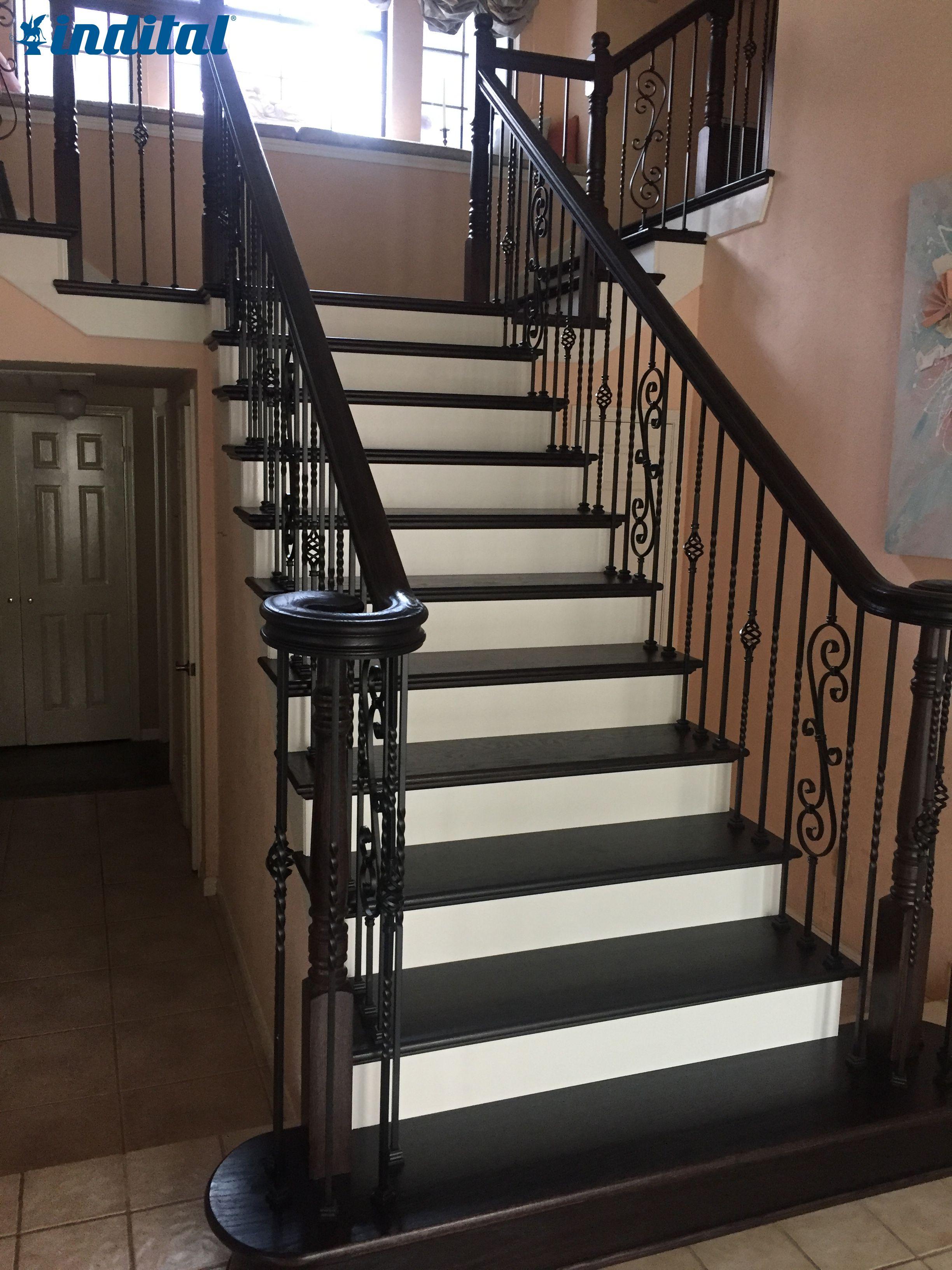 Indital 9 Twist 1 2 Sq Twist Design Staircase Design