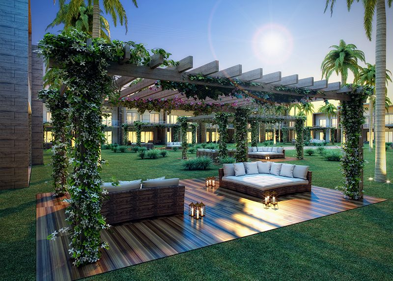 Área verde premium Outdoor decor, Patio, Outdoor structures