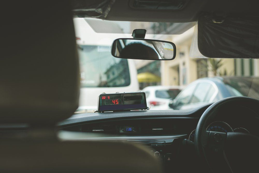 What doctors should learn from taxi drivers Taxi driver