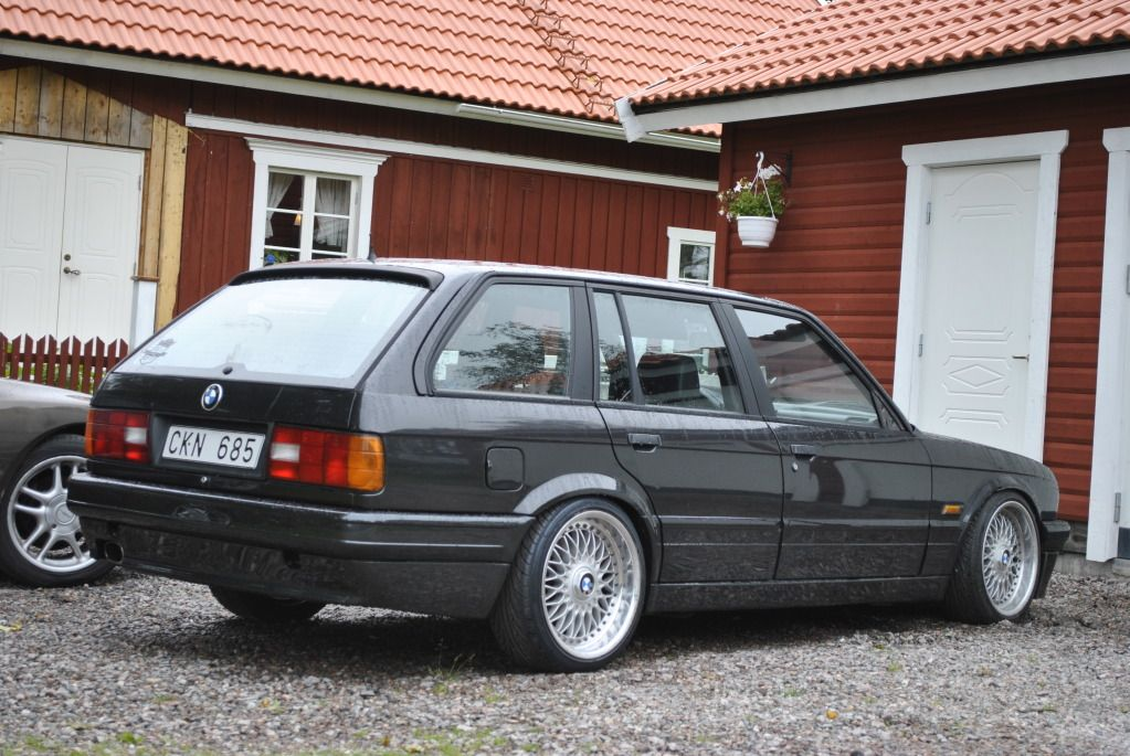 BMW E30 Touring: Find Recent German Imports For Sale And