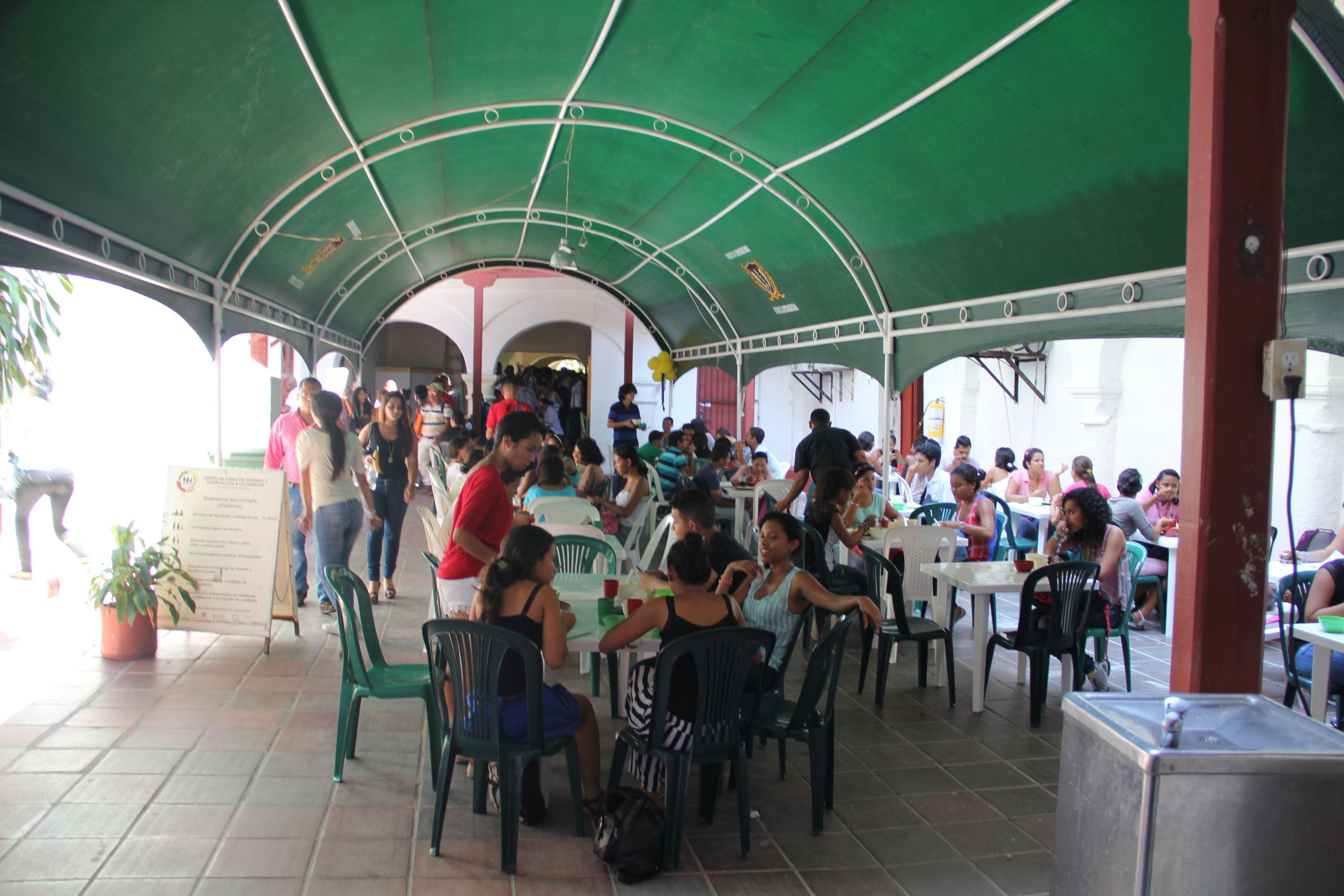 Los estudiantes de la Universidad de Cartagena ya disfrutan del comedor universitario. #Unicartagena #Bienestar