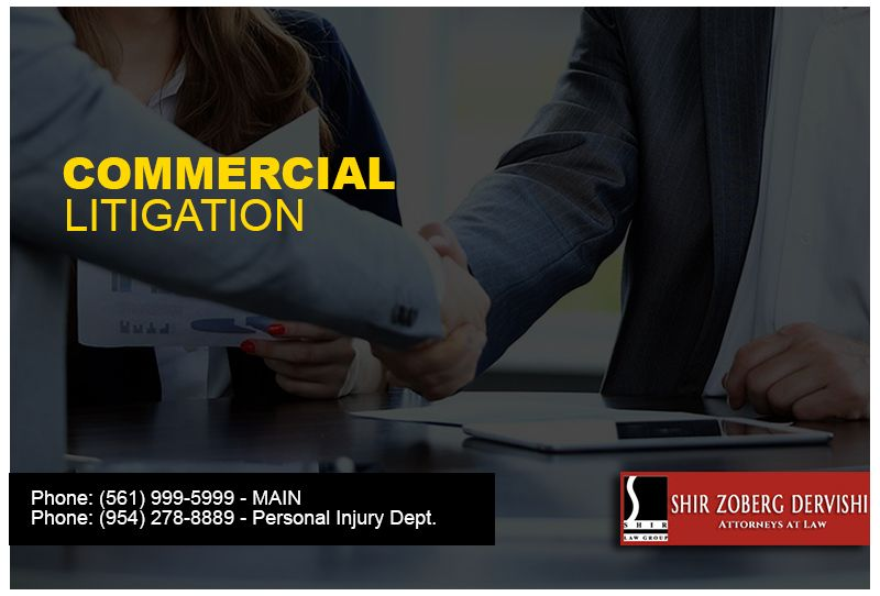 Best lawyers for commercial litigation in broward county