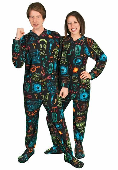 a96451cc4426 Two words  butt flap. Footed Pajamas for Adults Vintage 80s Fleece ...