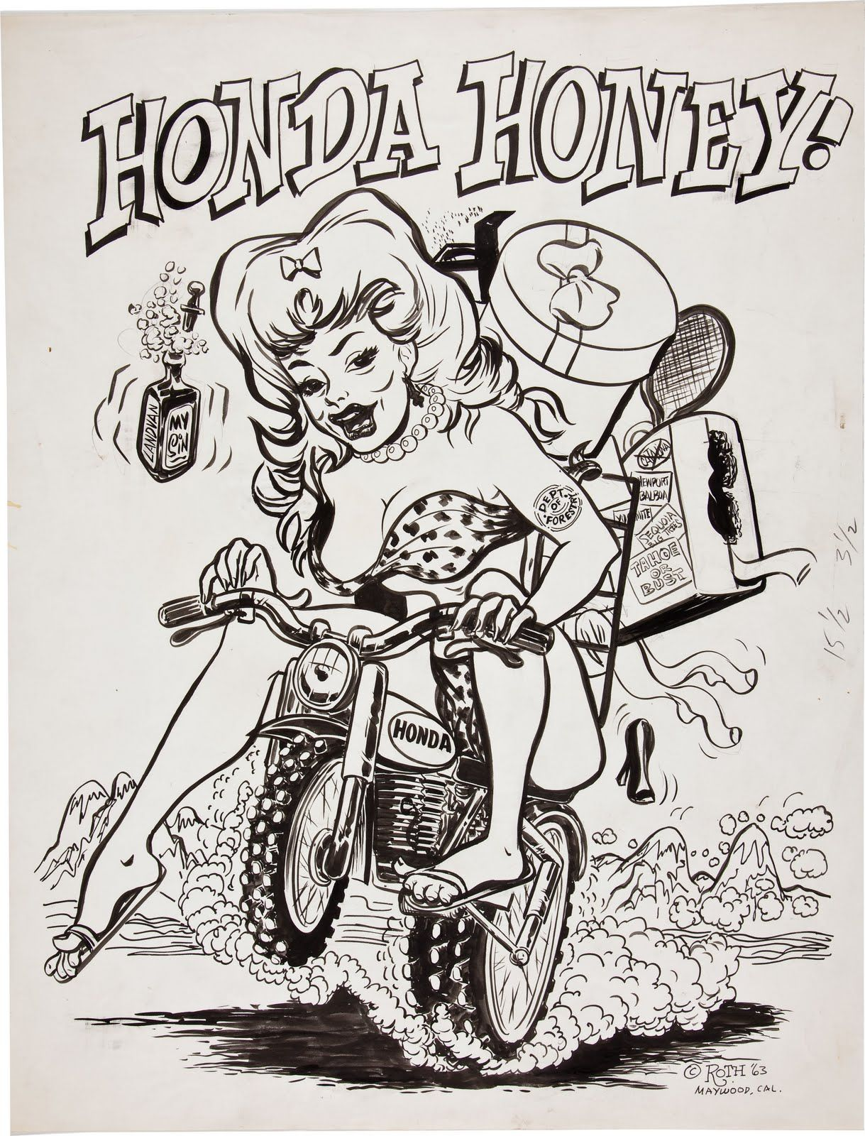 Pin up motorcycle line art jpg - Find This Pin And More On Pinup Dancer Heroes Villains
