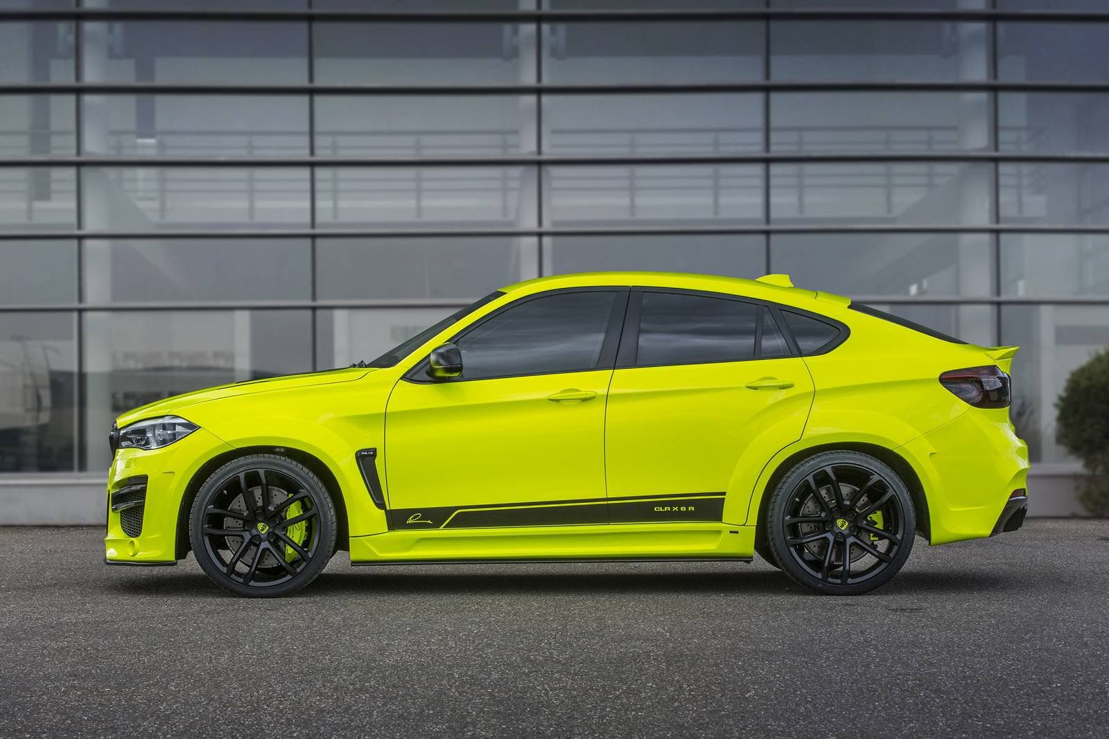 Lumma design unveils their latest bmw project based on the bmw x6 m and painted in