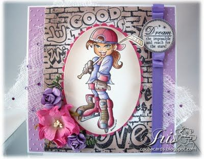 Paper Crafting in Cocoa: May 2011