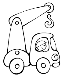 Image Result For ภาพระบายส รถต างๆ Truck Coloring Pages Coloring Pages Coloring Books