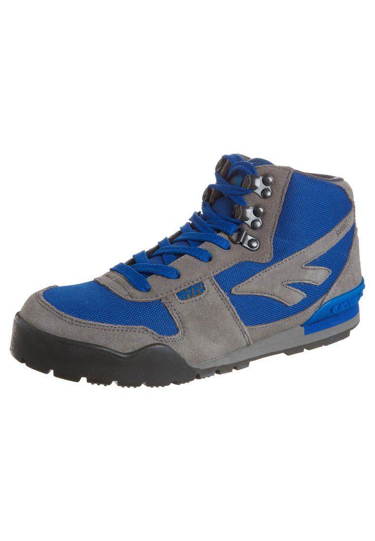 Hi Tec SIERRA LITE ORIGINAL Botas azul de senderismo azul Botas Moda 121cd4
