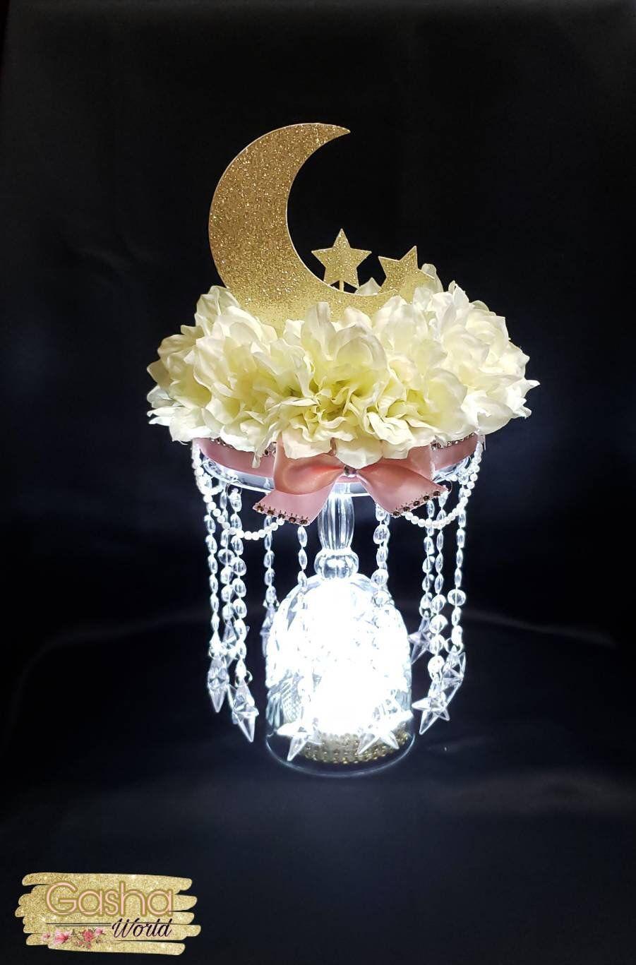 Heaven Sent Cake Topper 1pc Centerpiece Baby Shower Cake