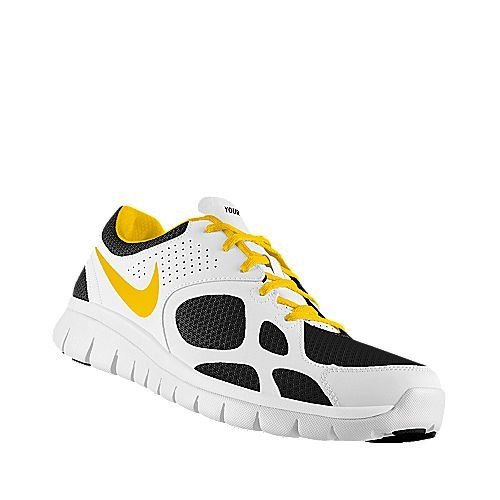 white-black-yellow, as usual