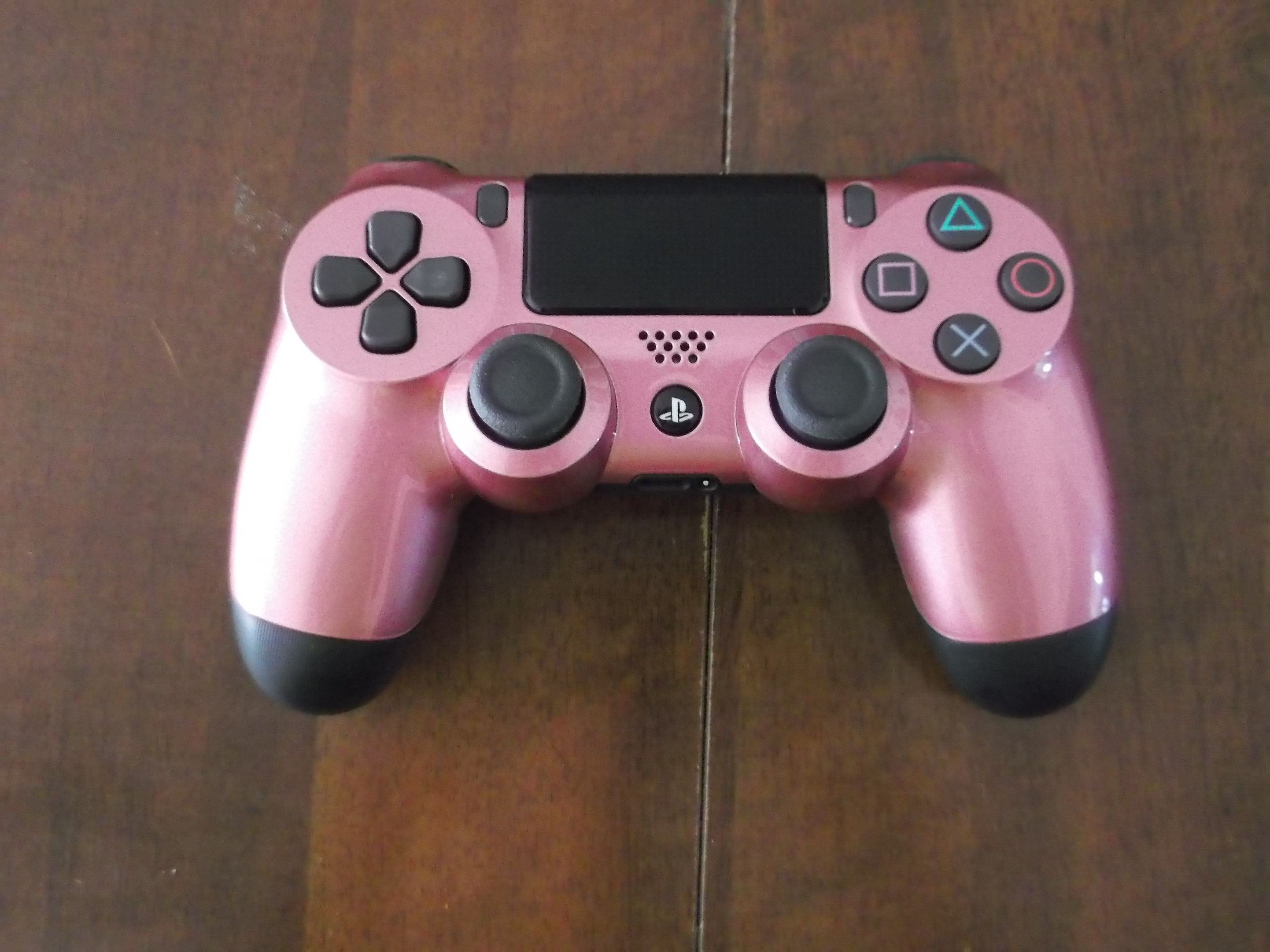 Pink PS4 Controller Ps4 controller, Ps4