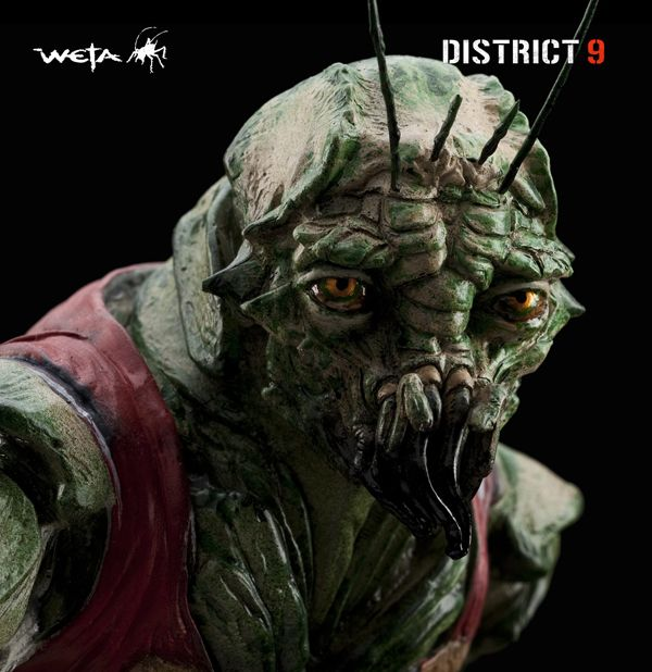 Wetas District 9