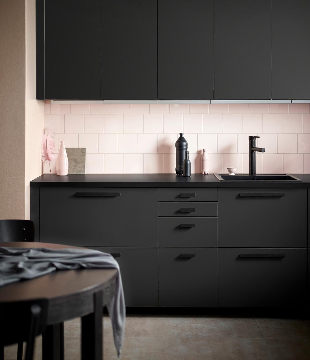 Dark Pink Kitchen Accessories: IKEA's New Collections For 2017