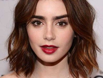 Best Short Hairstyles for Women with Wavy Hair | Short wavy ...