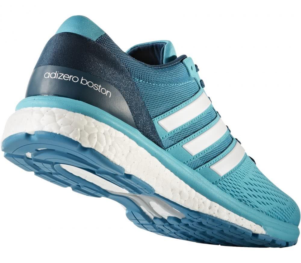 reputable site 5bc8f a09fb Adidas - Adizero Boston 6 Femmes chaussure de course (bleublanc)