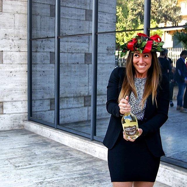 """Reposting @annagallizio: """"Credere in sé stessi è uno dei mattoni più importanti nella costruzione di ogni impresa di successo."""" (Lydia Maria Child) @AppLetstag #laurea #graduation #university #picoftheday #photooftheday #jj #bestoftheday #webstagram #all_shots #tbt #tflers #l4l #like4like #instalove #igersoftheday #igaddict #instapic #f4f #follow4follow #smile #beautiful #instalike #instadaily #swag #amazing #vscocam #happy #igers #nofilter #fun"""