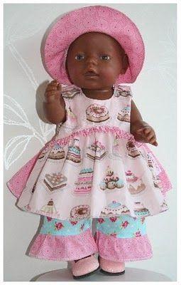 BabyBorn Cute outfit Linda