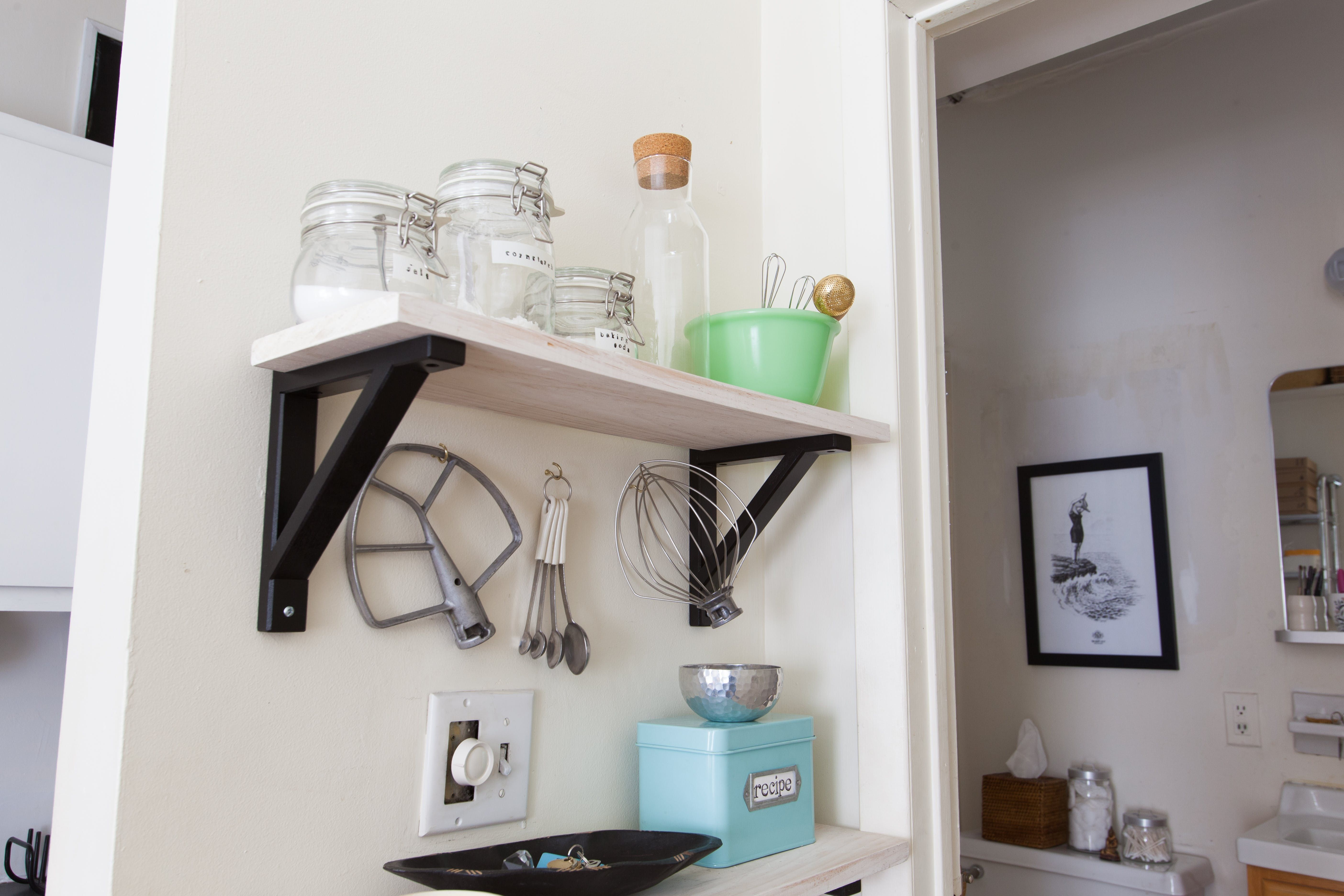 Tour a Baker\'s Very Small But Sweet 190-Square-Foot Studio
