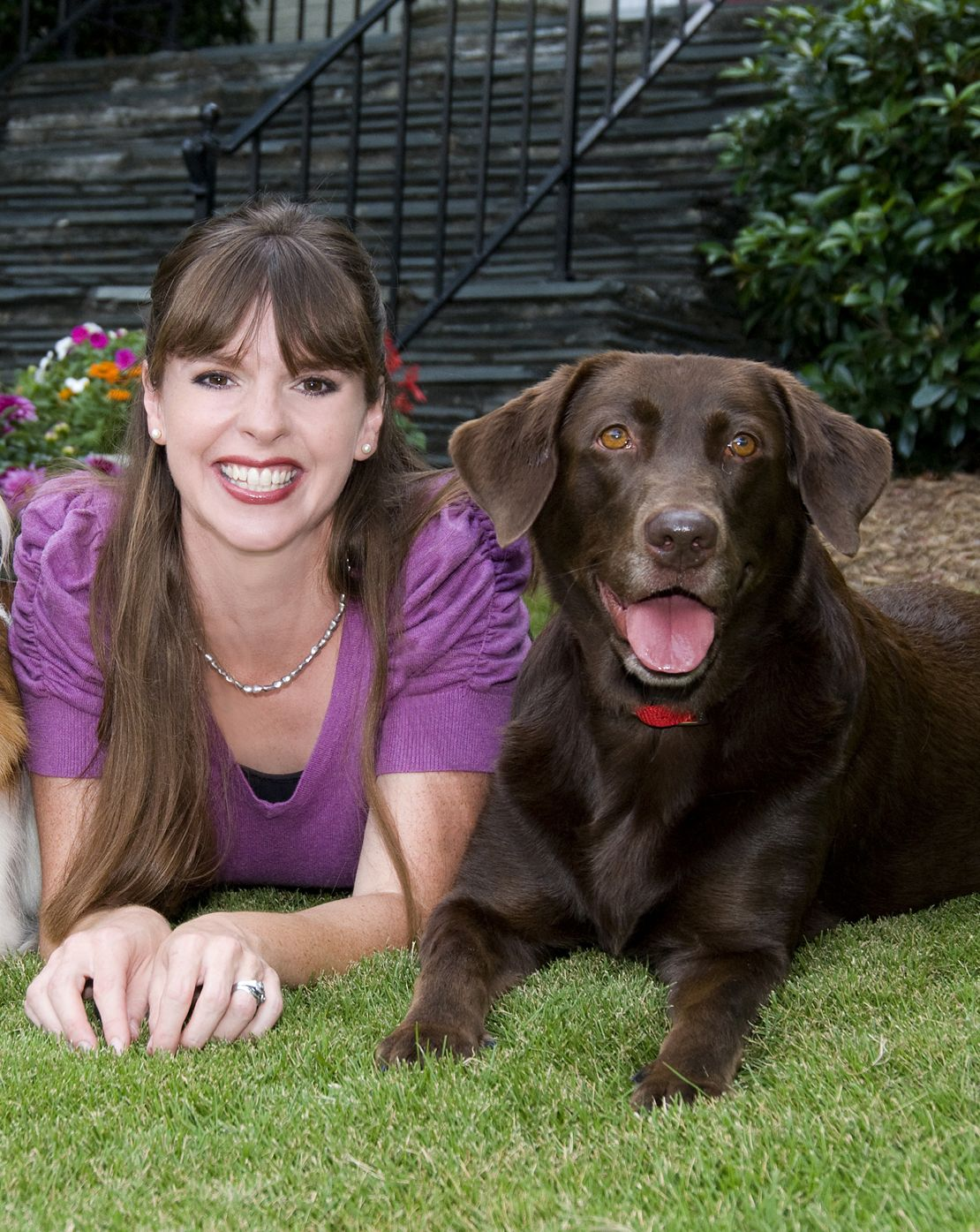 Victoria Stilwell Shares Tips To Stop Dogs From Biting Puppy