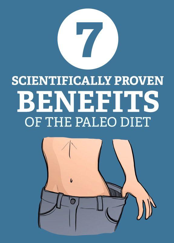 benefits of the paleo diet