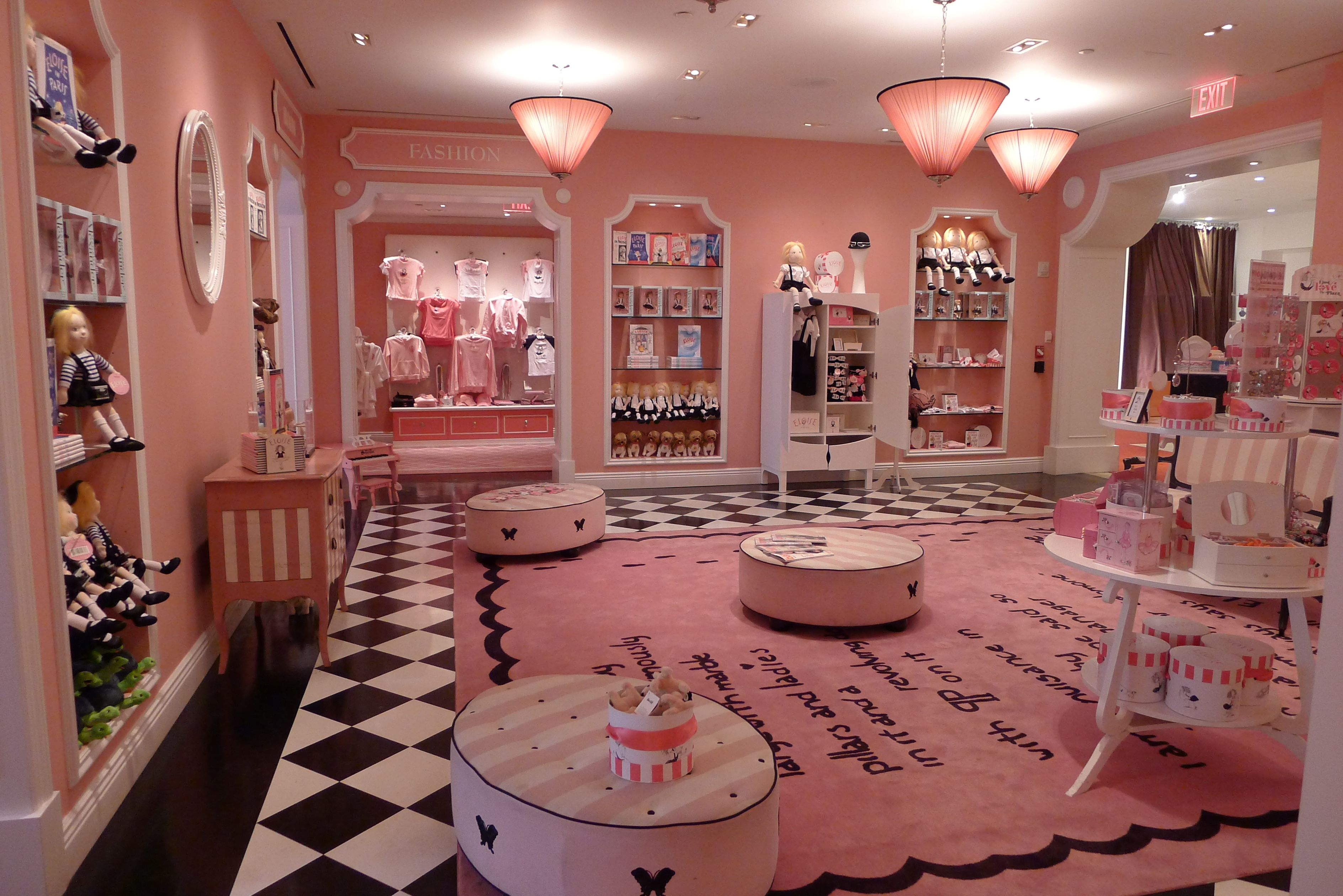 The Eloise Shop at the Plaza
