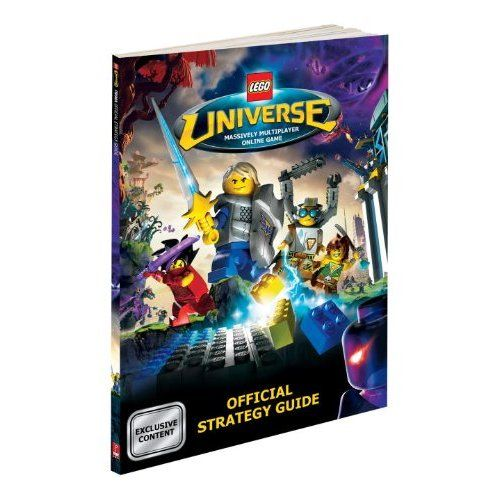 Lego Universe - Prima Games Official Game Guide LEGO Universe is the ...