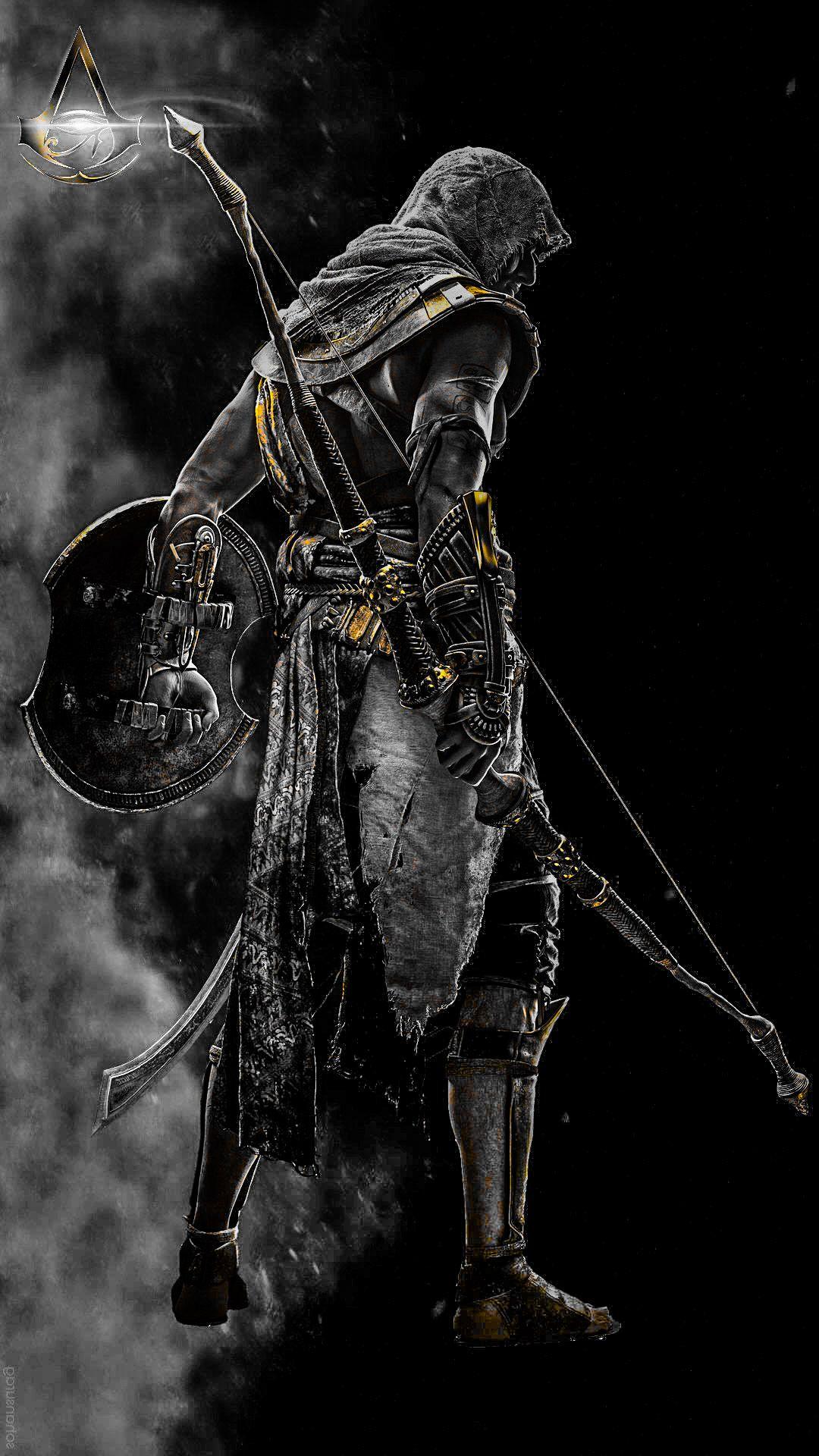 Bayek Assassin S Creed Origins Assassins Creed Assassins Creed