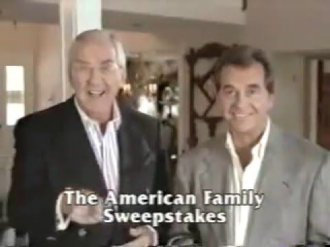 Dick Clark and Ed McMahon introduce the latest $10 Million