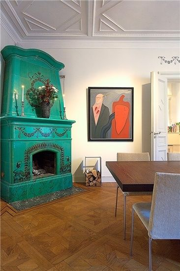Antique And Modern Fireplaces