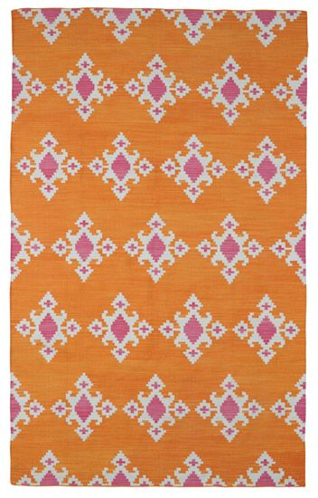 Udaipur Rug...apparently going to be an affordable cotton rug!