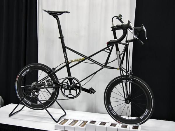 Kimori Once Again Showed Off Its Wild Looking Trussed Small Wheel