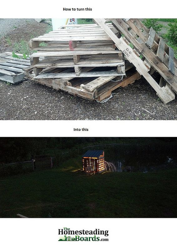 Our pallet duck house, this was a fun project | Duck house ... on pallet duck art, dog house plans, pallet head plans, bluebird house plans,