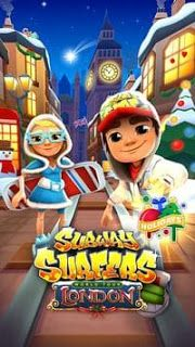 Subway Surfers Free Online | Play The #1 Arcade Running Game