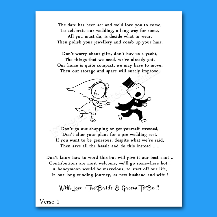 Wedding Gift Vouchers: Funny-Wedding-Wedding-Poems-Money-Gift-Voucher-Request-v1