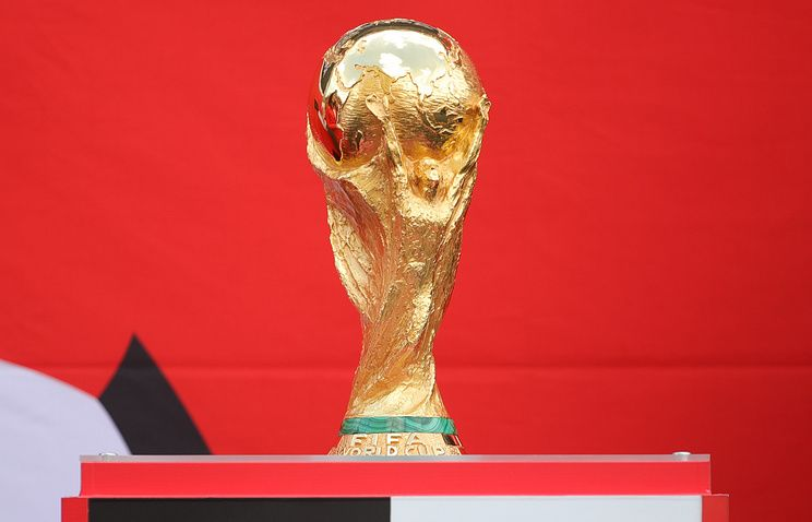 Fifa World Cup Trophy Returns To Moscow After Global Tour World Cup 2018 World Cup Trophy Fifa World Cup World Cup