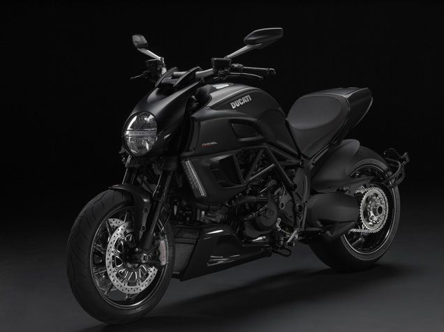2012 Ducati Diavel Carbon. I'm not a bike girl, but this is one sexy machine.