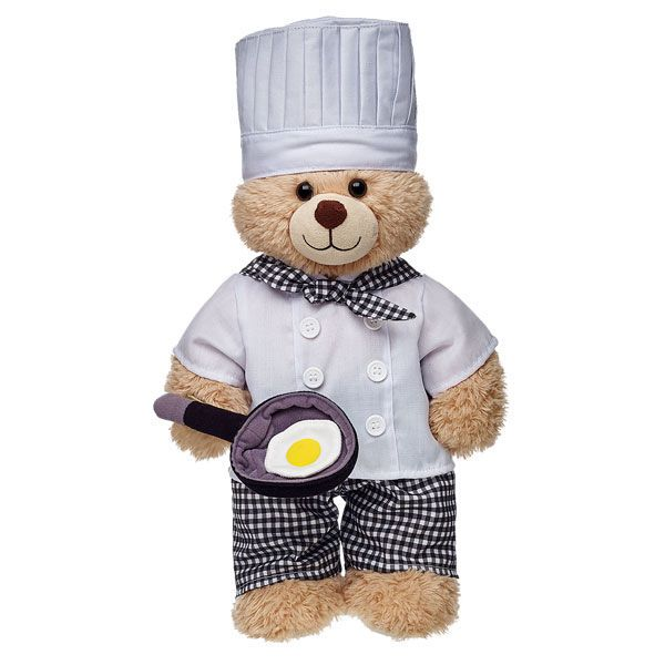 262e0128aad Chef Outfit 4 pc.